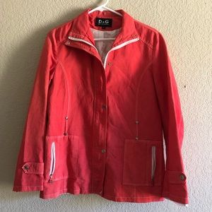D&G light jacket ☺️